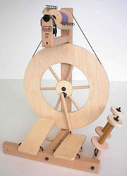 Sweet Home Spun - LOUET spinning wheels