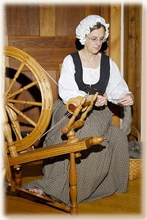 Sweet Home Spun, hand spun yarns